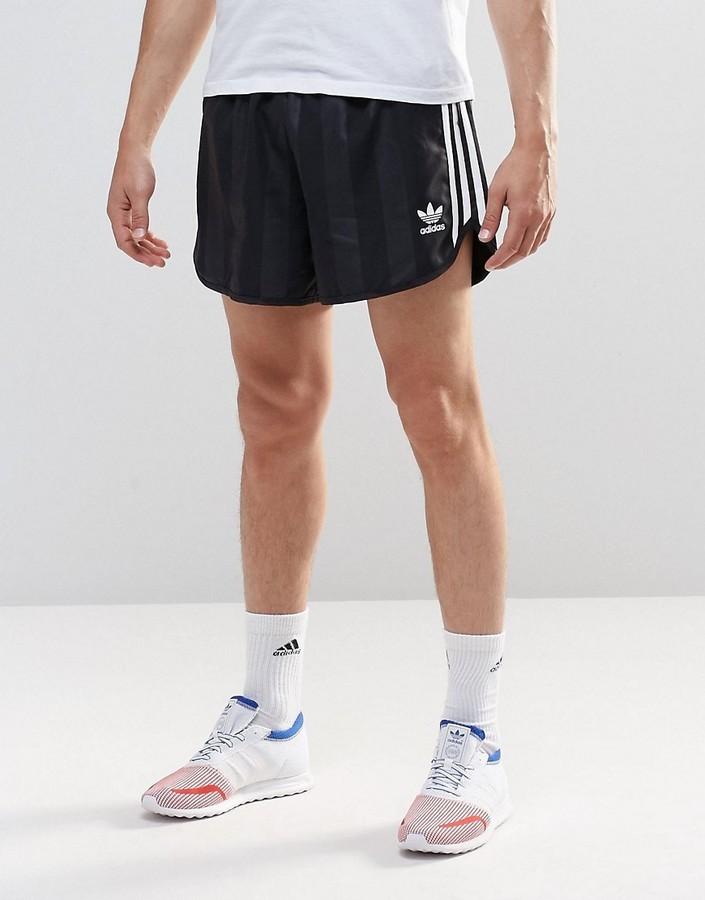 retro adidas originals shorts