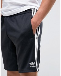 sale retailer 2f920 63a84 adidas Originals Superstar Shorts In Black Aj6942, £36 ...