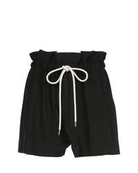 Bassike Paper Bag Shorts