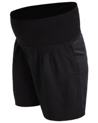 Spring Maternity Shorts Black