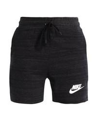 Nike Shorts Noirblanc