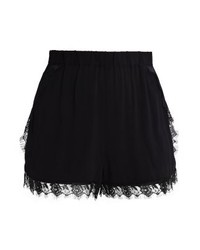 Vero Moda Vmnewmaker Shorts Black Beauty