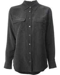 Silk shirt medium 323875