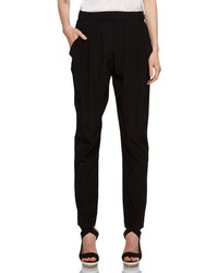 3.1 Phillip Lim Draped Pocket Silk Trouser