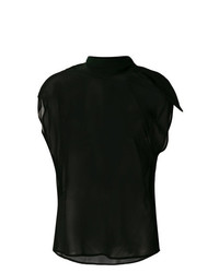 MM6 MAISON MARGIELA Sheer Blouse