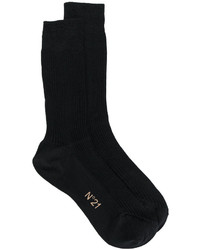 No.21 No21 Ribbed Socks