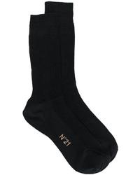 No.21 No21 Ribbed Socks