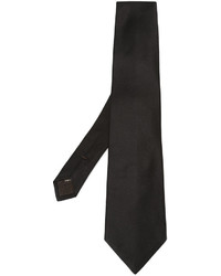 Canali Plain Tie