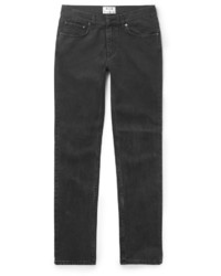 Acne Studios Ace Skinny Fit Washed Denim Jeans
