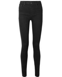 J Brand Carolina 32 High Rise Skinny Jeans
