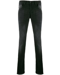 Dondup Faded Detail Skinny Jeans