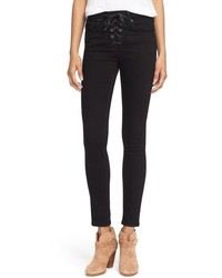Rag & Bone Jean Lace Up High Rise Jeans