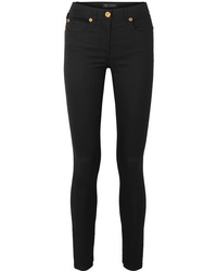 Versace Low Rise Skinny Jeans