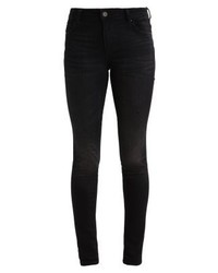 Only Onlcar Jeans Skinny Fit Black