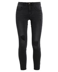 Only Onlkendell Jeans Skinny Fit Black