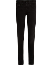 R 13 R13 Jenny Mid Rise Skinny Jeans