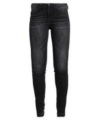 Calvin Klein Sculpted Jeans Skinny Fit Broken Black