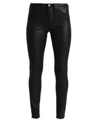 Calvin Klein Sculpted Skinny Jeans Skinny Fit Oily Black