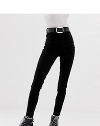 Collusion Skinny Jeans In Black