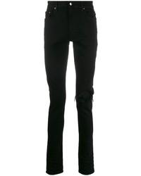 Amiri Slash Knee Skinny Jeans