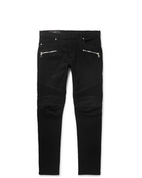 Balmain Slim Fit Denim Jeans