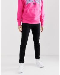 Tommy Jeans Slim Fit Scanton Jeans In Black