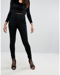 Missguided Vice High Waisted Super Stretch Skinny Jean