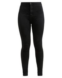 Missguided Vice Jeans Skinny Fit Black