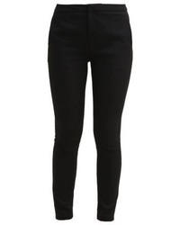 Selected Femme Sfmuse Trousers Black