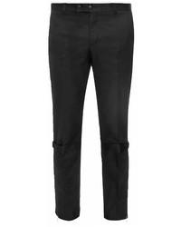 Alexander McQueen Zip Cuff Skinny Trousers