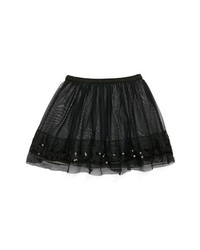 Penny Candy Icicle Skirt Black 4
