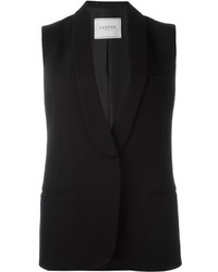Lanvin Sleeveless Jacket