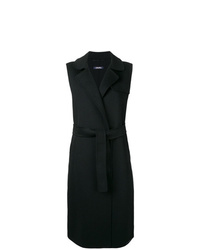 'S Max Mara Sleeveless Coat