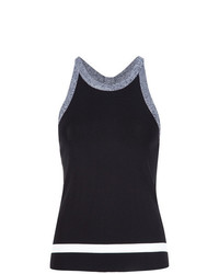 Rag & Bone Contrast Trim Top