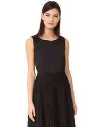 Salvatore Ferragamo Sleeveless Top