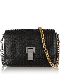 Ps courier small python shoulder bag medium 358905