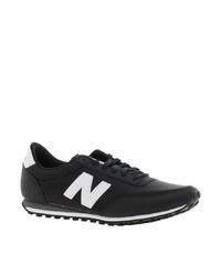 New Balance 410 Black Sneakers