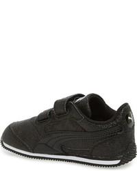 Puma Infant Girls Steeple Glitz Sneaker