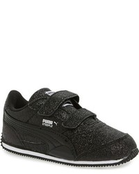 Puma Infant Girls Steeple Glitz Sneaker