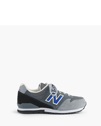 J.Crew Kids New Balance For Crewcuts 996 Glow In The Dark Lace Up Sneakers