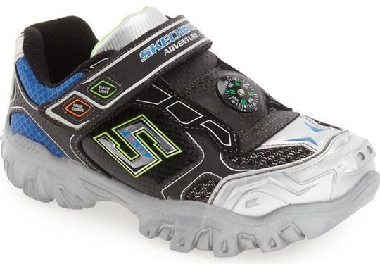 8ba1769999d3 ... Skechers Toddler Boys Hot Lights Adventure Flashlight Sneaker ...