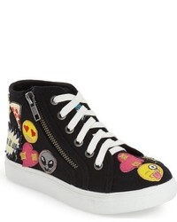 Steve Madden Toddler Girls Jcobrah High Top Sneaker