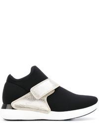 Salvatore Ferragamo Touch Strap Sneakers
