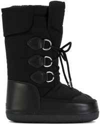 Dsquared2 Lace Up Snow Boots