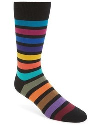 Paul Smith Bright Block Socks