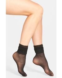 Nordstrom Crinkle Cuff Ankle Socks