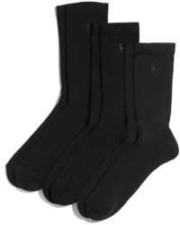 Polo Ralph Lauren Cushioned Crew Socks