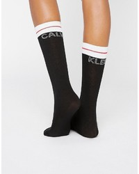 Calvin Klein Icon Logo Work Socks