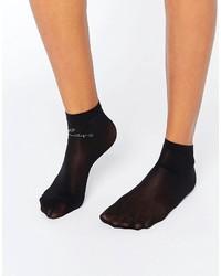 Wolford Love Socks