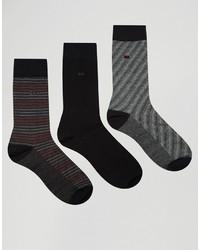 Calvin Klein Socks 3 Pack Gift Set